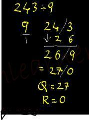 6 Best Shortcut Tricks to divide numbers in Vedic Mathematics