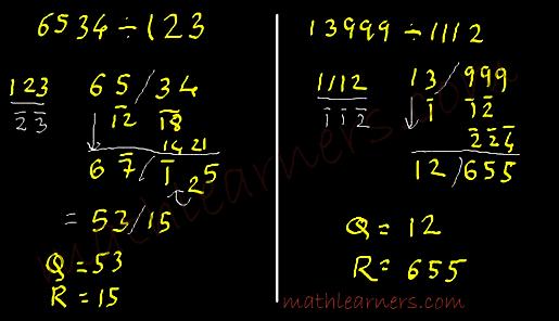 Division tricks in Vedic Mathematics using Paravartya Sutra