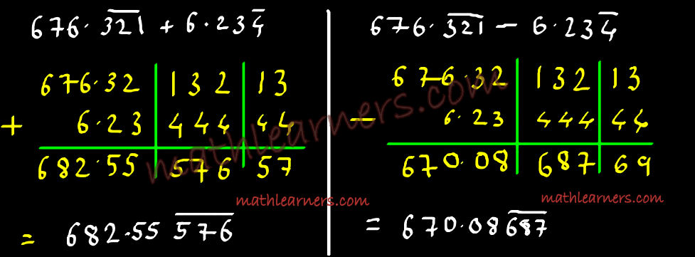RecurringNumbers10Addition_Subtraction2